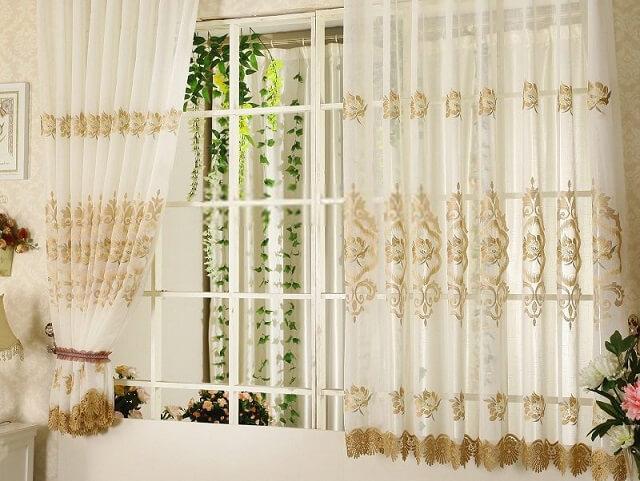 Rèm cửa sạch sẽ giúp không gian sống thêm an toàn sạch sẽ hơn