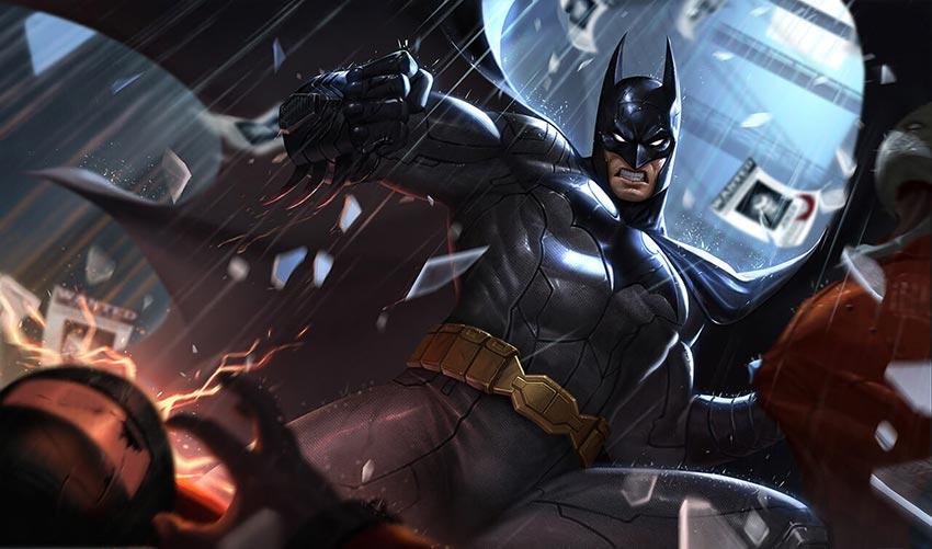 Trang phục Batman Hiệp Sĩ Bóng Đêm