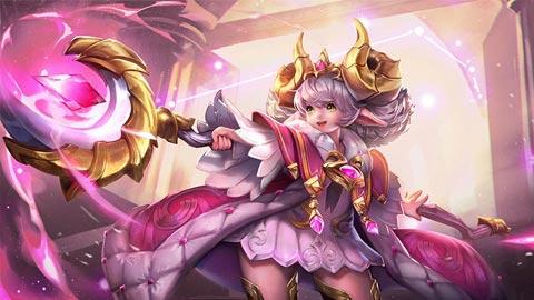 Trang phục Alice Tiểu Thần Thiện Lương