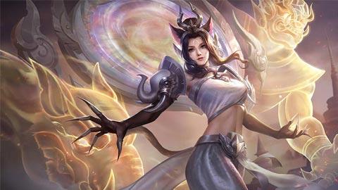 Trang phục Arum Linh Tượng Vu Nữ