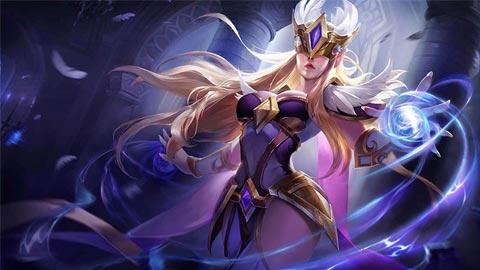 Trang phục Ilumia Nữ Thần Ánh Sáng