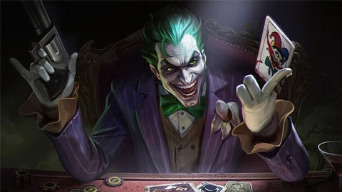Trang phục Joker Gã Hề Khủng Bố