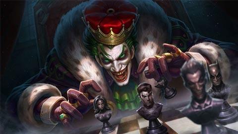 Trang phục Joker Vua Hề