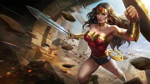 Trang phục Wonder Woman Chiến Thần Amazon