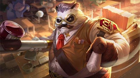 Trang phục Zuka Giáo Sư Sừng Sỏ