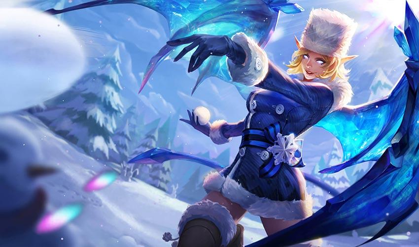 Trang phục Veera Nàng Dơi Tuyết